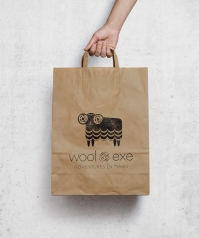 Brown Paper Bag MockUpWOTE