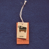 Wool on the Exe Branding